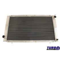 Verseny vízhűtő, radiator - Subaru GC8 TurboWorks